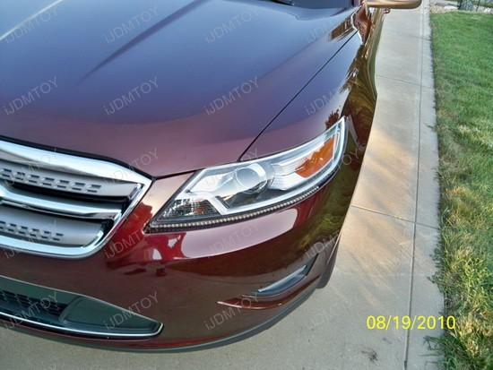 Ford - Taurus - Audi - style - LED - strip - lights - 1